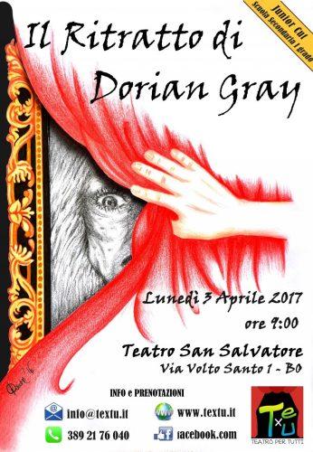 Il Ritratto di Dorian Gray - Jr.